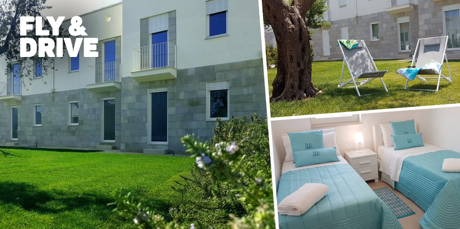 Fly & Drive: I Mestri Resort Holiday Homes (Италии)