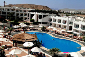 Šarm El Šeiha: Sharm Holiday Resort, 3*