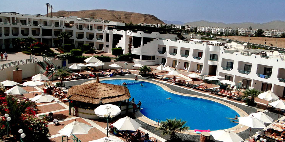 Šarm El Šeiha: Sharm Holiday Resort, 3* (Ēģipte Šarm El Šeiha)