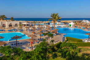 Hurgada: Aladdin Beach Resort