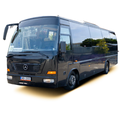 MERCEDES BENZ 1223 Black